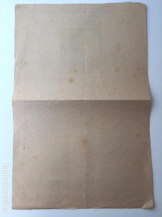 Carteles: GOIGS A LLAOR DEL GLORIOS MARTIR SANT EUDALD, PREV. (RIPOLL) 1936 (LLETRA POPULAR) - Foto 6 - 87002540