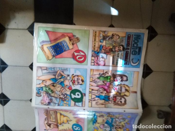 Carteles: 180 x 60 cm gran cartel romancero de cadiz carnaval , esta noche cruzamos el guadalete - Foto 2 - 88951768