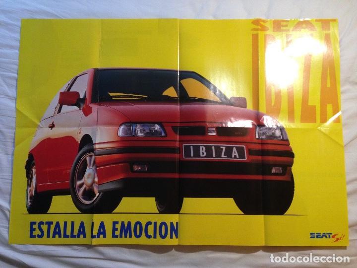 Carteles: Cartel grande formato marca SEAT - Foto 2 - 89233196