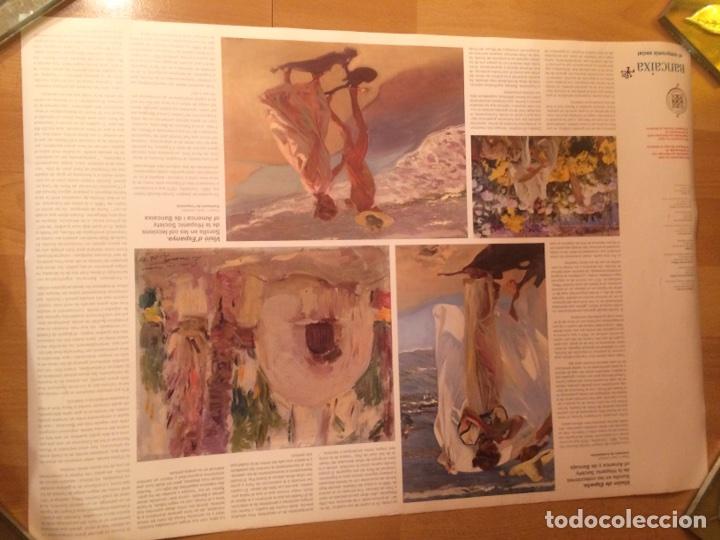 Carteles: Cartel exposición sorolla visión de España.coleccion hispanic society América.triste herencia - Foto 2 - 90687727