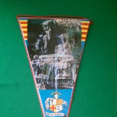 Carteles: BANDERIN SANT MIQUEL DEL FAY. Lote 94119205