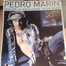 Carteles: POSTER PEDRO MARIN. Lote 96162159