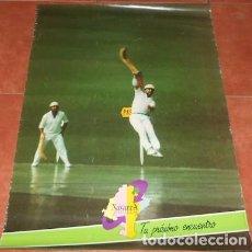 Carteles: CARTEL PARTIDO DE PELOTA DE NAVARRA, 1988. Lote 98971711