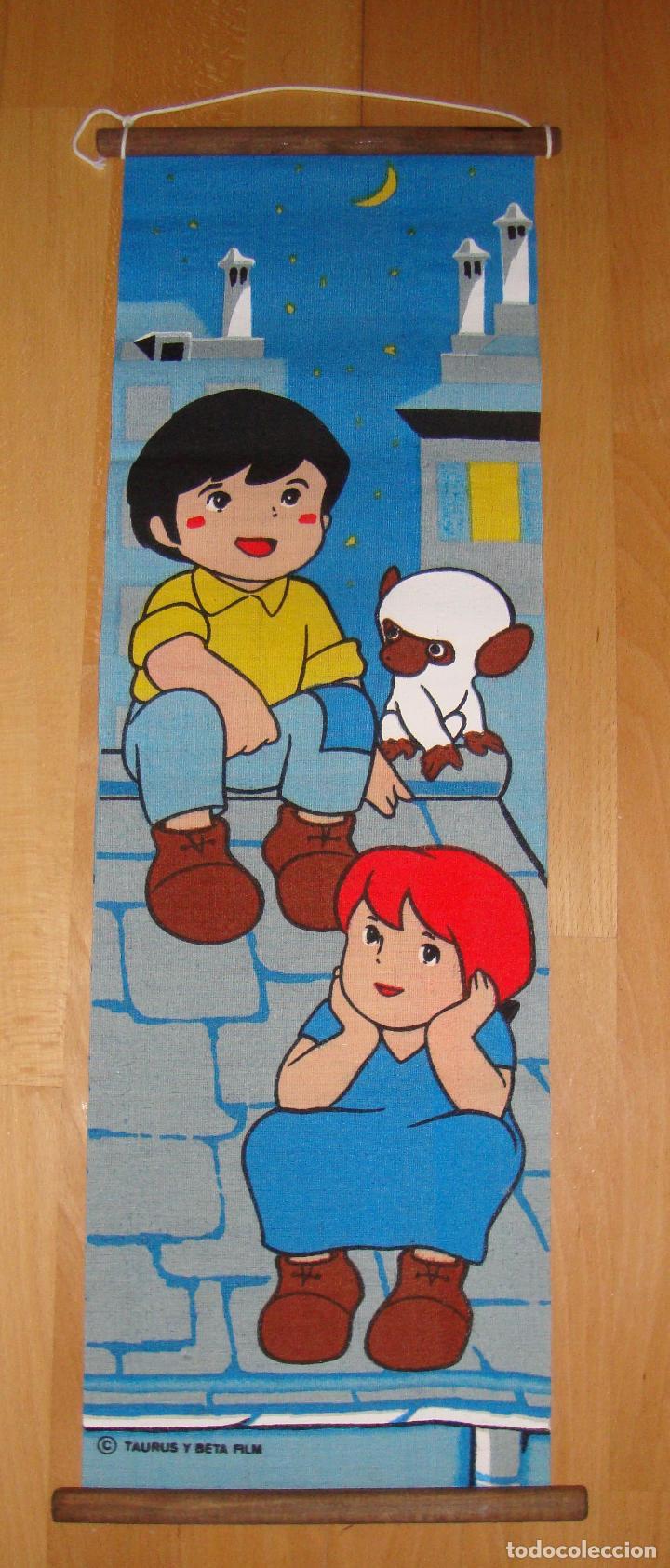 tc-48) cartel entelado tela marco de los apeni - Comprar en ...
