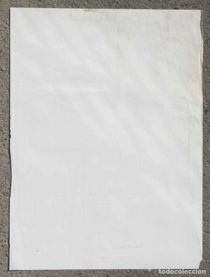 Carteles: CARTEL POSTER. MINI MONSTRUOS. ¿A CUÁNTOS CONOCES?. GRANICA, 2003. - Foto 2 - 100936123