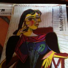 Carteles: CARTEL MUSEE PICASSO. Lote 102598435