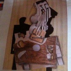 Carteles: CARTEL EXPOSICION,JUAN GRIS 1887-1927. Lote 102600503