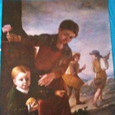 Carteles: CARTEL EL NIÑO DEL MUSEO DEL PRADO. Lote 102602447