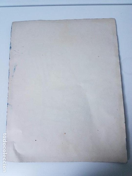 Carteles: DIBUJO EN TEMPERA ( AUTOR DESCONOCIDO ) - Foto 7 - 102722891