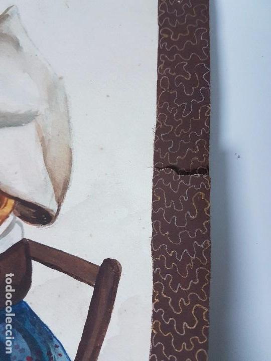 Carteles: DIBUJO EN TEMPERA ( AUTOR DESCONOCIDO ) - Foto 5 - 102724535