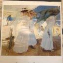 Carteles: JOAQUIN SOROLLA I.V.A.M.,(CARTEL EXPOSICION) A.2000. Lote 102999052