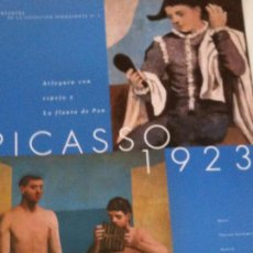 Carteles: CARTEL PICASSO . Lote 103505323