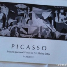 Carteles: CARTEL PICASSO . Lote 103506239