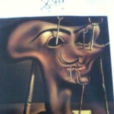 Carteles: CARTEL DALI 1983. Lote 103506759