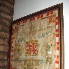 Carteles: CARTEL: EXPOSICIÓN INTERNACIONAL BARCELONA 1929. Lote 103614763