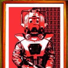 Carteles: POSTER - A NEW ROBOT OBEY - TAMAÑO 66 X 47 CMS. Lote 103721647