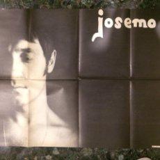 Carteles: CARTEL DE CANTANTE JOSEMO. 1973. Lote 103779460