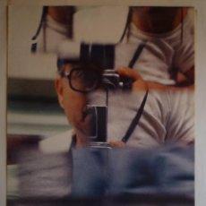 Carteles: FRANCESC CATALÀ ROCA. FOTOGRAFIAS. GALERIA MAEGHT. ABRIL-MAYO. 1990. Lote 105112423