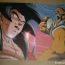 Carteles: POSTER DRAGON BALL GT. Lote 105386607