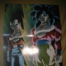 Carteles: POSTER DRAGON BALL GT. Lote 105386699