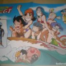 Carteles: POSTER DRAGON BALL GT. Lote 105386719