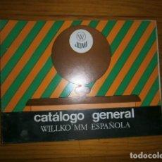 Carteles: CATALOGO GENERAL ANTIGUO BUEN ESTADO. Lote 110802535