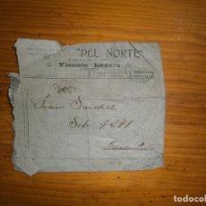 Carteles: HERRERIA CARROCERIAS Y CARPINTERIA,,, PAPEL MUY ANTIGUO,,,. Lote 111634895