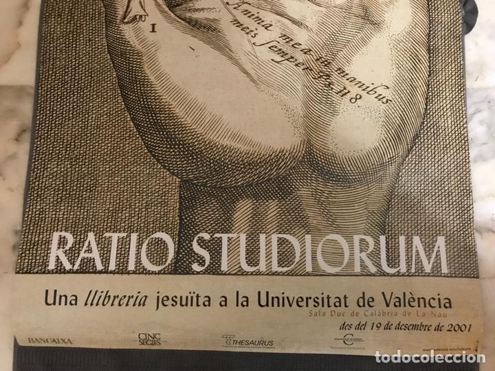 Carteles: Valencia. Una llibreria jesuita a la universitat... (a.2001) - Foto 2 - 111728280