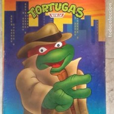 Carteles: POSTER TORTUGAS NINJA. 1990. MATUTANO. Lote 113201459