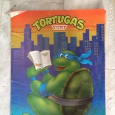Carteles: POSTER TORTUGAS NINJA. 1990. MATUTANO. Lote 113201603