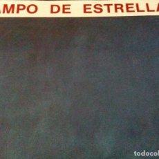 Carteles: JOAN MIRO CAMPO DE ESTRELLAS. Lote 114280007
