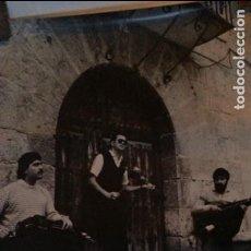Carteles: GRAN CARTEL MUSICA FOLKLORICA. LA TAHONA. AÑOS 70. VALLADOLID. Lote 115020667