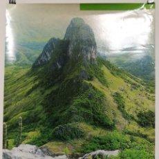 Carteles: POSTER CARTEL PUBLICIDAD VENEZUELA LOS MORROS DE SAN JUAN PAISAJE 44 CM X 63 CM. Lote 122831099