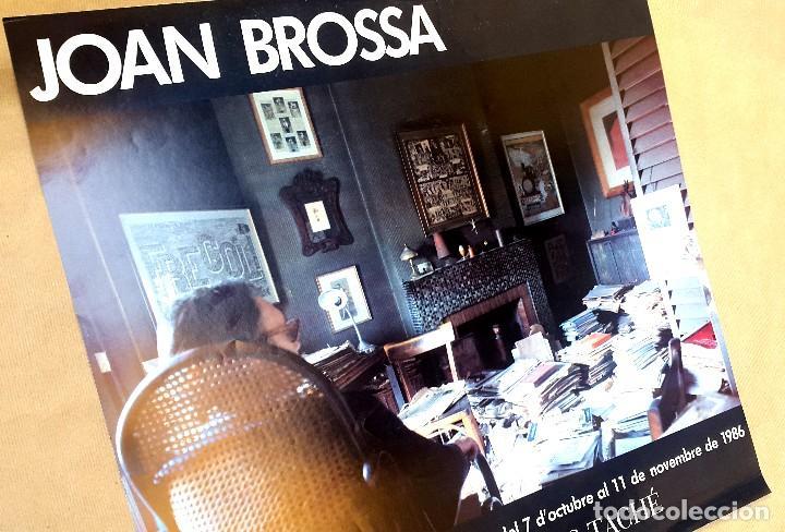 Carteles: JOAN BROSSA - EMPLAÇAMENTS - 1986 - Foto 2 - 125689415