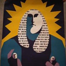 Affissi: POSTER POP-ART. AÑOS 60. AUTOR MORADELL. EDICIONES EGAT. Lote 283331648
