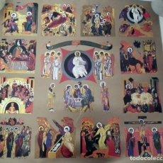 Carteles: POSTER - MOTIVOS RELIGIOSOS. Lote 132001906
