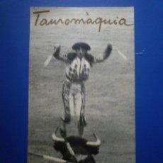 Carteles: FRANCESC CATALÀ ROCA. TAUROMÀQUIA. FOTOGRAFÍAS. MUSEU PICASSO. 1984-85. Lote 134108862