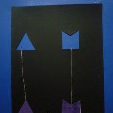 Carteles: AURÈLIA MUÑOZ. GALERIA SÈRIE-DISSENY. 1987. Lote 134135086