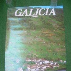 Carteles: CARTEL PÓSTER BELESAR, CHANTADA (LUGO). GALICIA. 48X68 CM.. Lote 135614310