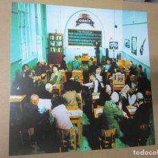 Carteles: CARTON PUBLICITARIO DISCOGRAFICA , OASIS MASTERPLAN AÑO 1998. Lote 143776458