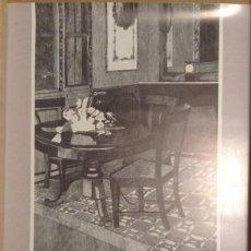 Carteles: ALEJANDRA VIDAL GALERIA ARTURO RAMON 1976 46 X 29 CMS.. Lote 149567642