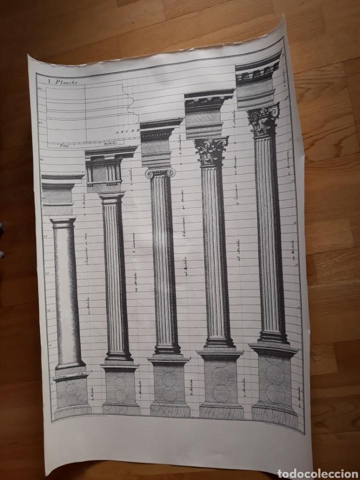 Carteles: Cartel / póster arquitectura Los órdenes arquitectónicos - Foto 3 - 149981341