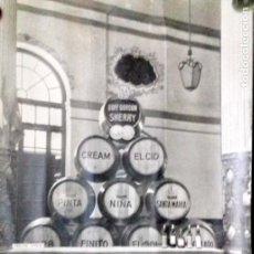 Carteles: CARTEL. II FERIA IBEROAMERICANA DE MUESTRAS DE SEVILLA. 1962. STAND DUFF GORDON.. Lote 156923130