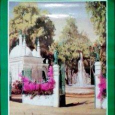 Carteles: CARTEL. VELADA DE NUESTRA PATRONA MARIA SANTISIMA DE LOS MILAGROS. 1994. PUERTO DE SANTA MARIA.. Lote 156923186