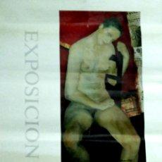 Carteles: CARTEL. EXPOSICION DE SETSUKO YAMAMOTO. RONDA. 1990.. Lote 157294598