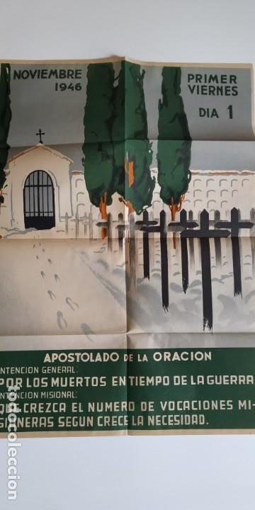 CONJUNTO DE 5 CARTELES DE 1946 (Coleccionismo - Carteles Gran Formato - Carteles Varios)