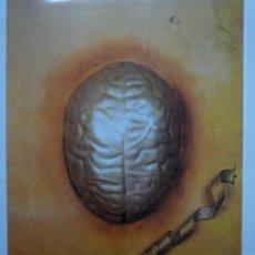 Carteles: ZUSH. ELS LLIBRES. CENTRE D'ART SANTA MÒNICA. 1989. Lote 160502526