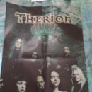 Carteles: PÓSTER THERION (HEAVY ROCK). Lote 160539458
