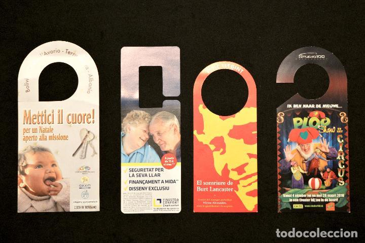 Carteles: LOTE 24 CARTELES PUBLICITARIOS CARTEL NO MOLESTAR ESTOY LEYENDO - Foto 10 - 160651566