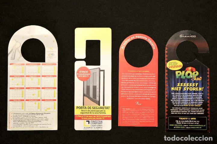 Carteles: LOTE 24 CARTELES PUBLICITARIOS CARTEL NO MOLESTAR ESTOY LEYENDO - Foto 11 - 160651566